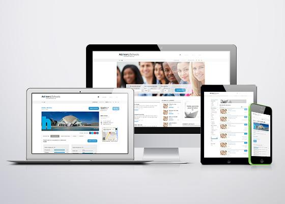 Signature de Luxe - Site web - Advisor4Schools