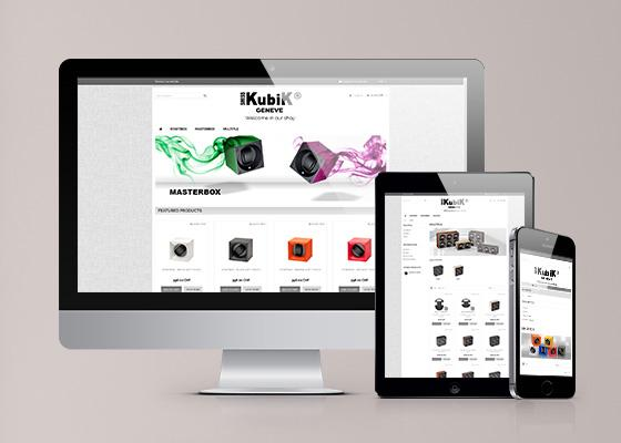 Signature de Luxe - E-Commerce - Swisskubik