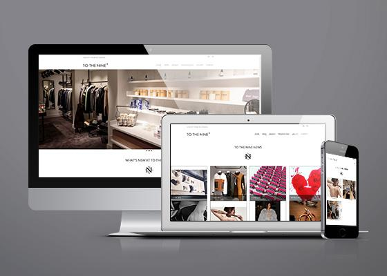 Signature de Luxe - Site web - To The Nine London