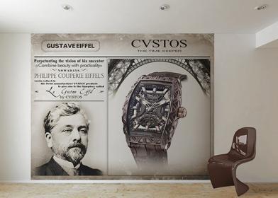 Signature de Luxe - Mur - Cvstos