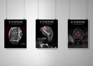 Signature de Luxe - Publicité - Cvstos