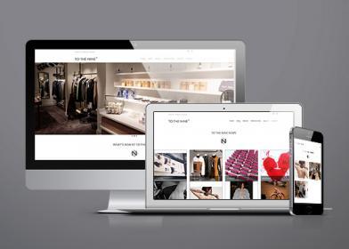 Signature de Luxe - Site web - To The Nine London